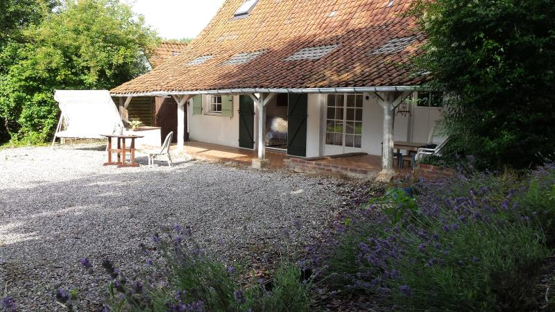 La Maison Verte, holiday rental in Vieil-Hesdin
