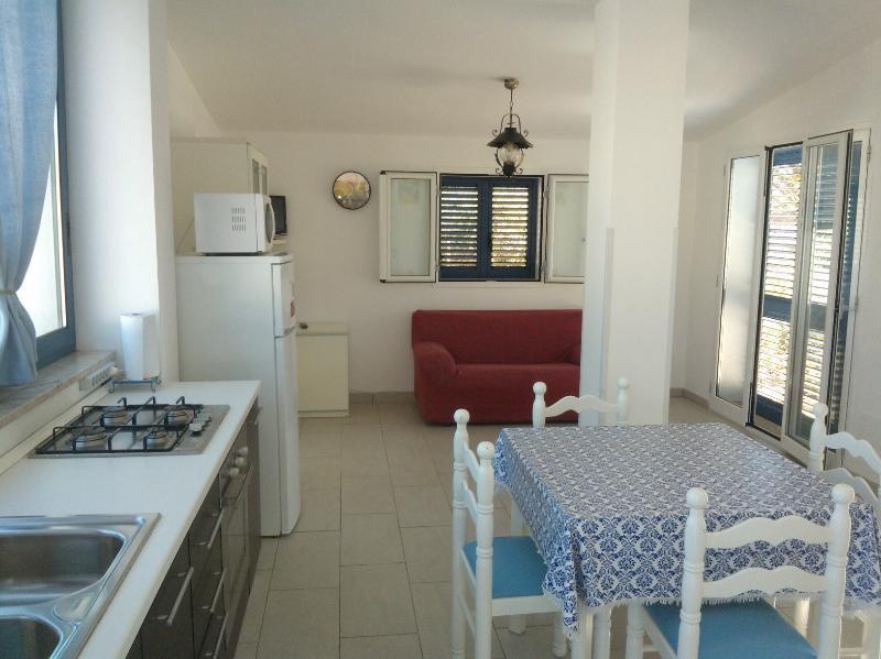 Kitchen/Living-room