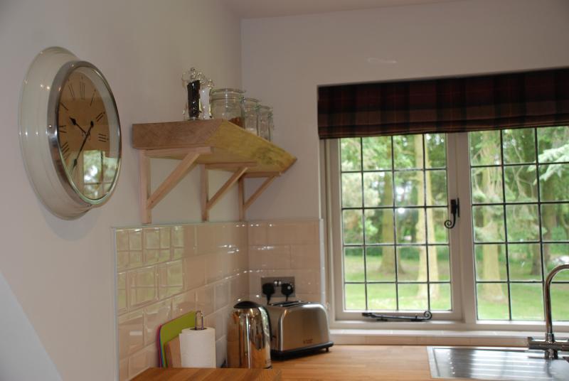 Baillie Scott kitchen