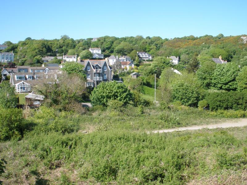 a brideye view of our village