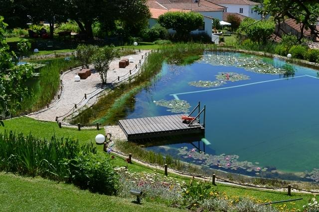 Biological Swimming Pool and lake
