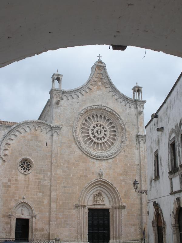 The Cathedral of Ostuni