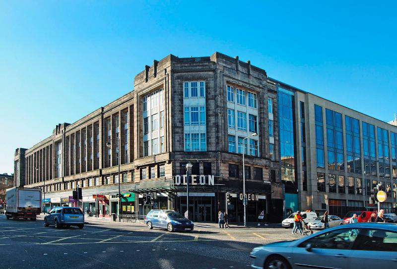 Lothian House is a landmark Art-Deco Listed Building, right in the city centre, on Lothian Road.