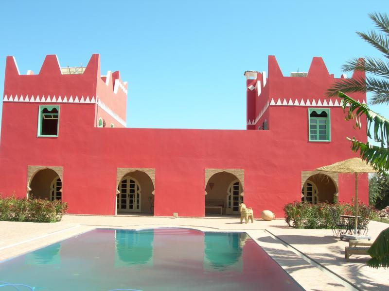 Riad Jardin aux Etoiles, vakantiewoning in Oulad Teima