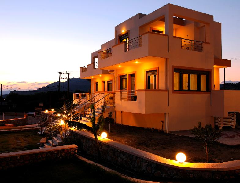 Pefki Sea View Villa