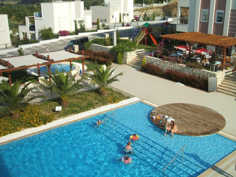 Spring Views F 5 2 bed , sleeps 6 in a lovely safe gated community, holiday rental in Manavgat