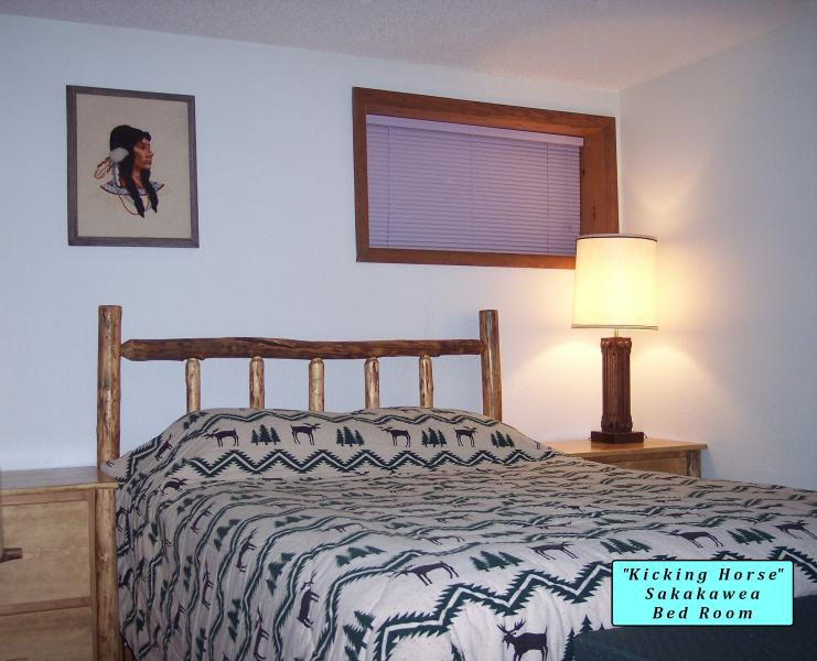 Sakakawea Bed Room, First Floor