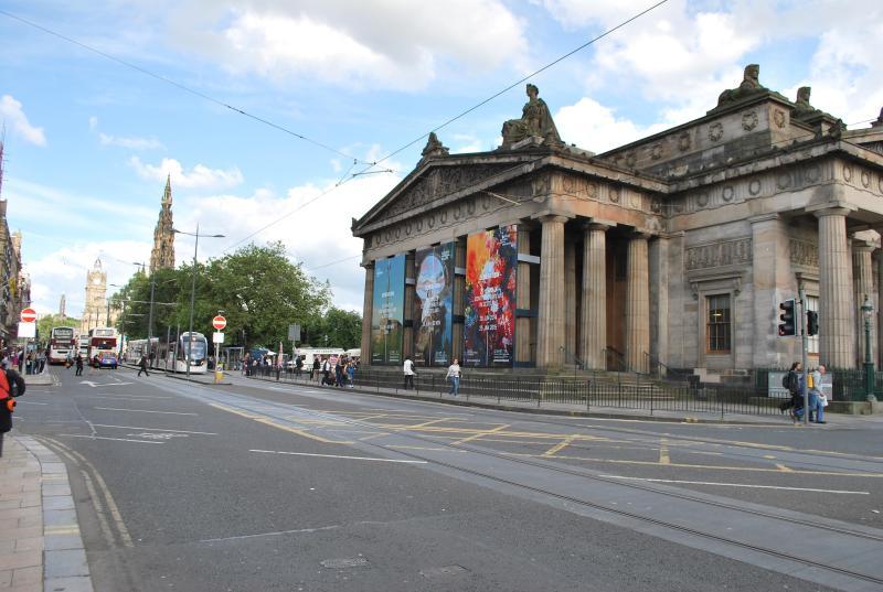 Galería Nacional Escocesa