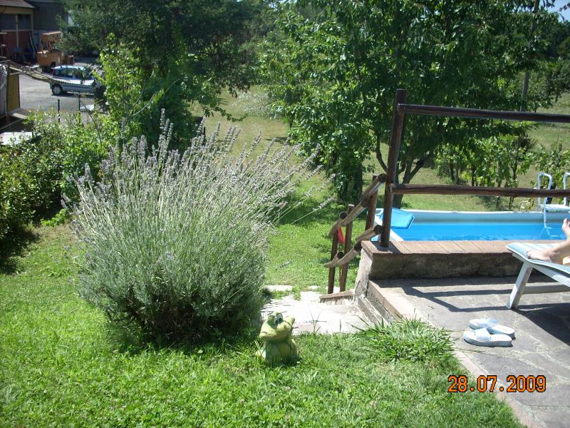 Casa indipendente in Toscana, holiday rental in Tavernelle