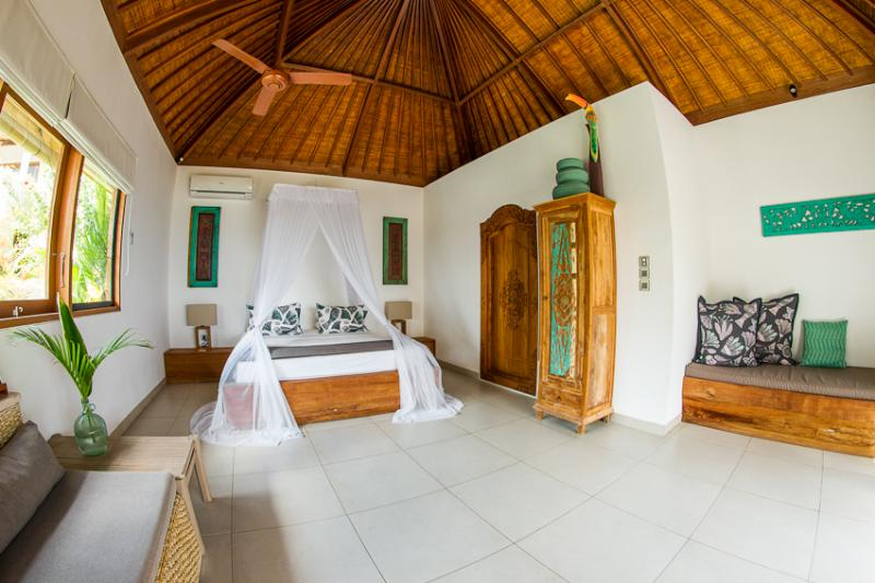 RAMA 1 BEDROOM VILLA- BERSANTAI VILLAS NUSA LEMBONGAN ISLAND, BALI, vacation rental in Ped