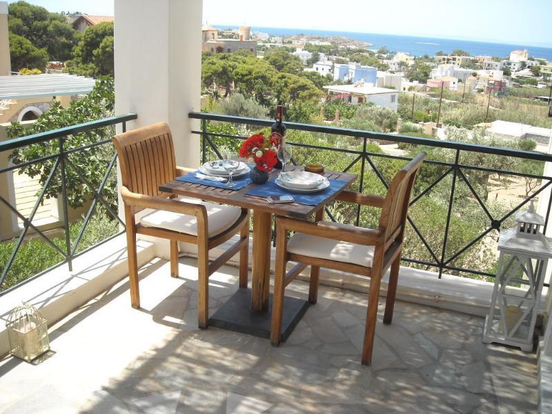 Archipelagos apartment - 33 sq.m - sea view, holiday rental in Galissas