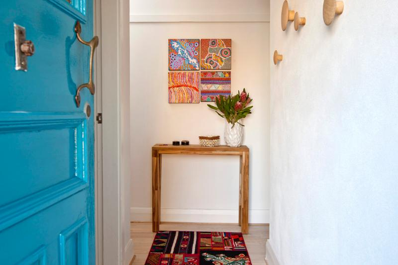 inviting and eclectic