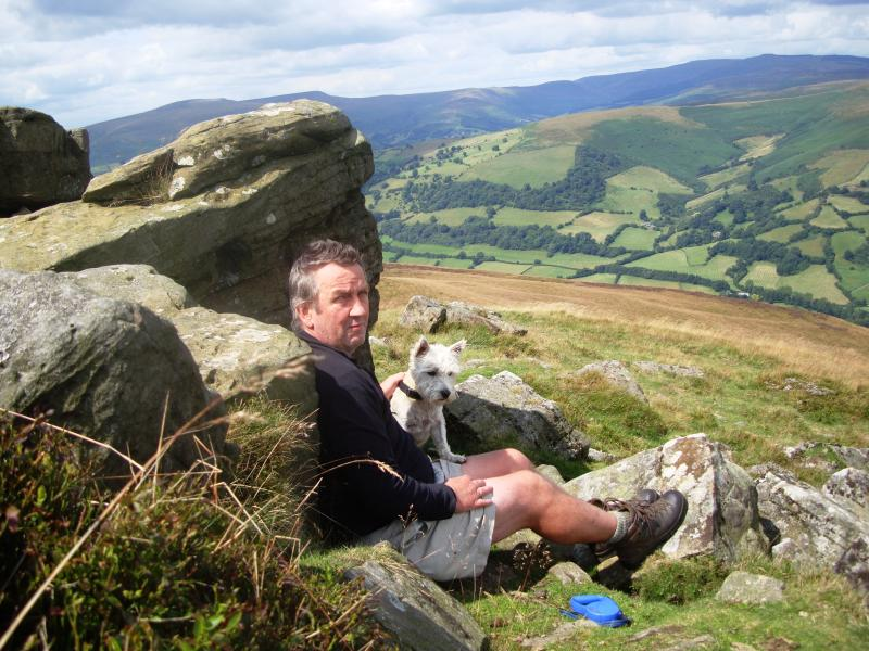 it's worth the pull up to the summit of Sugar Loaf....less than an hour's walk
