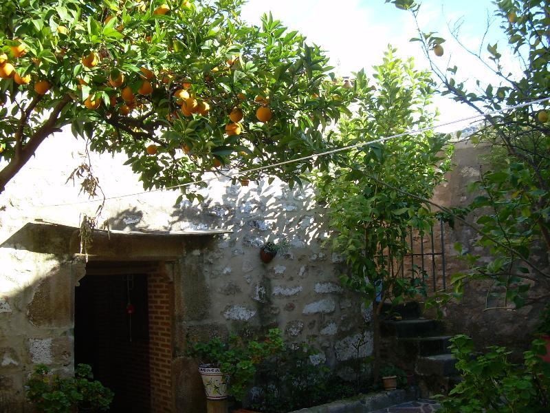 Habitación Doble en Casa Rural, alquiler de vacaciones en Montánchez