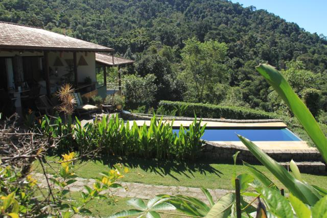 2 Apartments On the border of the Atlantic Forest, Ferienwohnung in Paraty