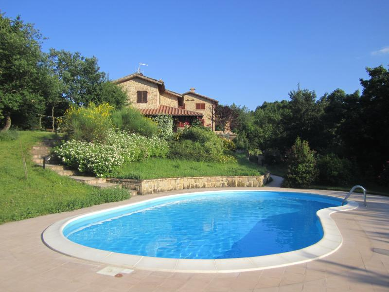 Colle della Sibilla - country house, vacation rental in Fiastra