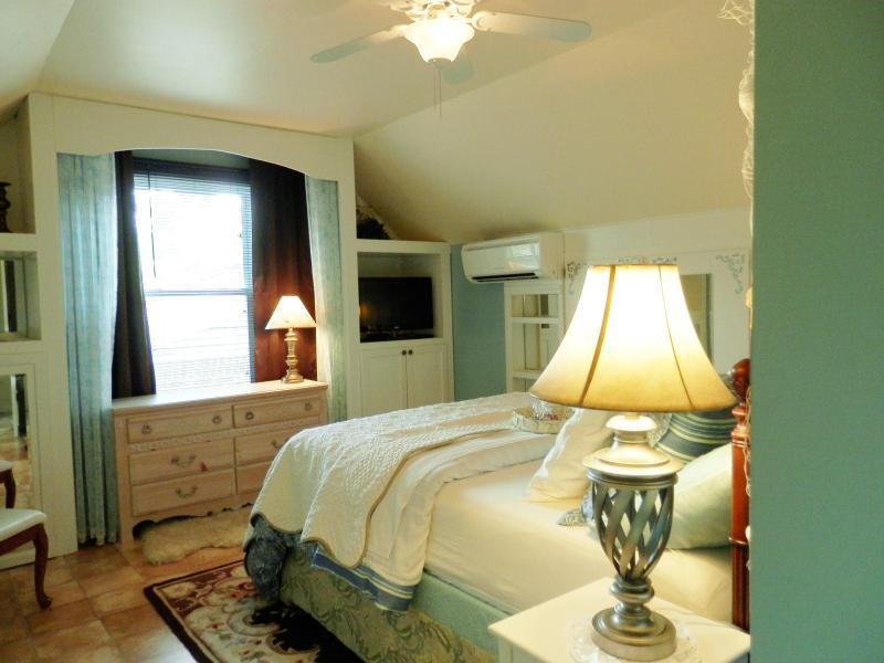 al piano superiore camera da letto