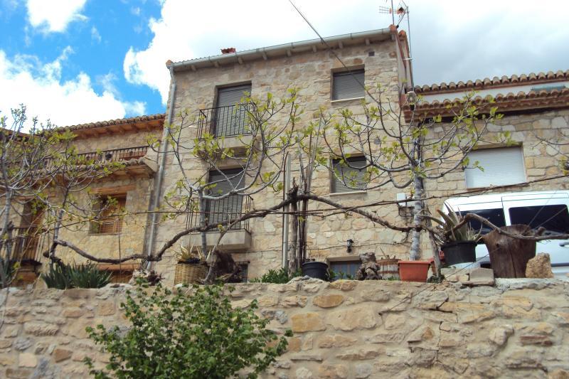Apartamento Valbona, location de vacances à Alcala de la Selva