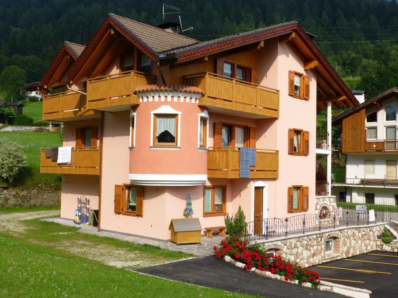 CASA BANCHER, vacation rental in Primiero San Martino di Castrozza