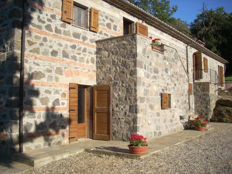 Appartamento Terra, holiday rental in Radicofani
