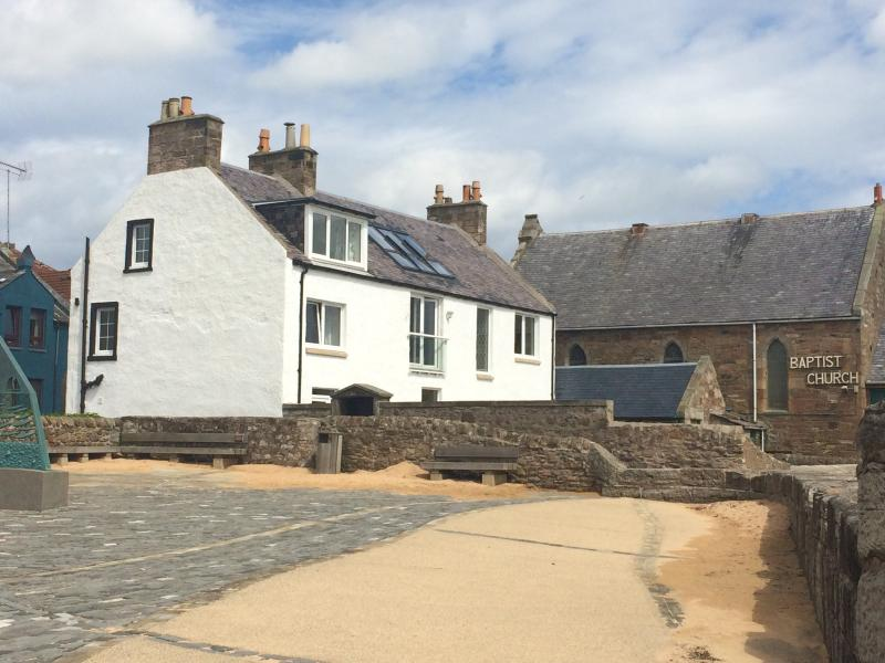 The Manse, Ferienwohnung in Anstruther