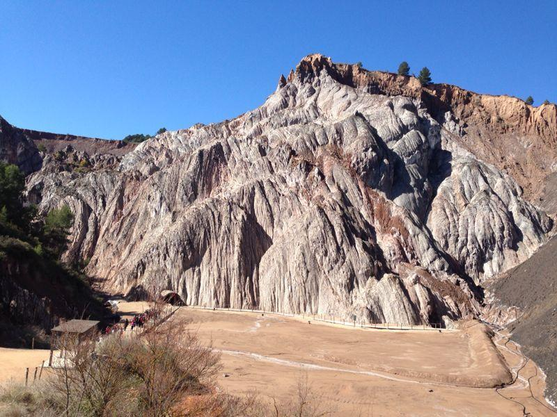 Muntanya de Sal/ Montaña de Sal/Salt Mountain/Montagne de Sel