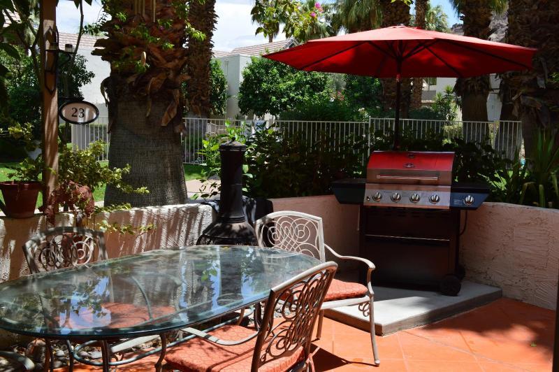 Desert Condo in Exclusive Indian Wells California, vacation rental in Indian Wells