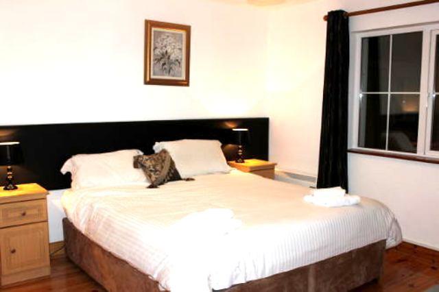 Comfortable Master Bedroom