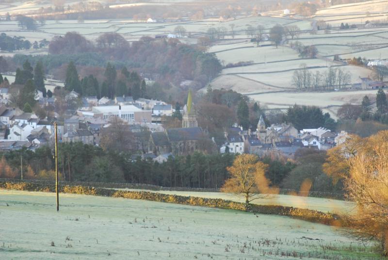 Views Over Alston Moor