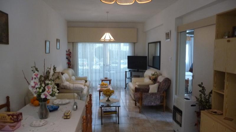 MODERN, CLEAN, SEASIDE FLAT, holiday rental in Agios Athanasios