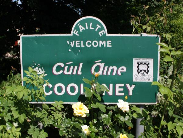 Welcome to Coolaney the award winning village!!!