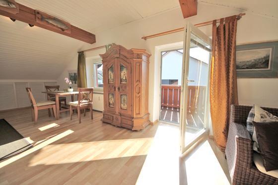Sonniges und modern auasgestattetes Apartement in Privathaus