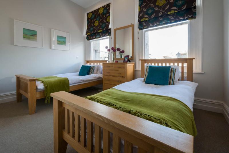 habitación doble con vistas a la colina Tregenna