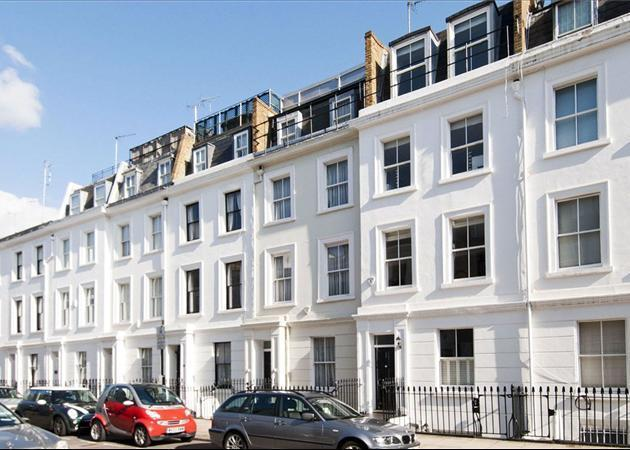 Beautiful, modern 2 bedroom holiday apartment in Pimlico, Central London, vacation rental in London
