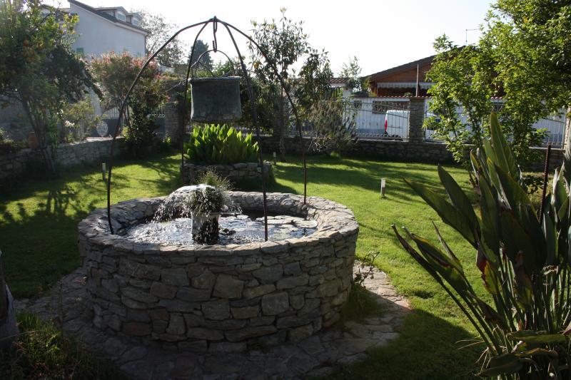 IL GIARDINO DELLE MERAVIGLIE, vakantiewoning in Gallina