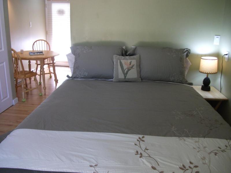 Cómodas camas Queen size