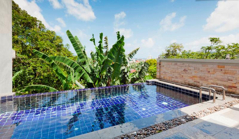 Great views of Phuket!! Sleep 9, holiday rental in Patong