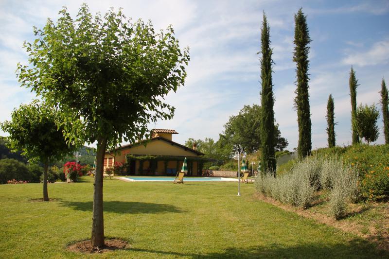 Holiday Farmhouse in San Giovanni Valdarno, holiday rental in Castelnuovo dei Sabbioni