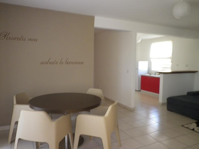 APPARTEMENT CENTRE VILLE KOUROU, holiday rental in French Guiana