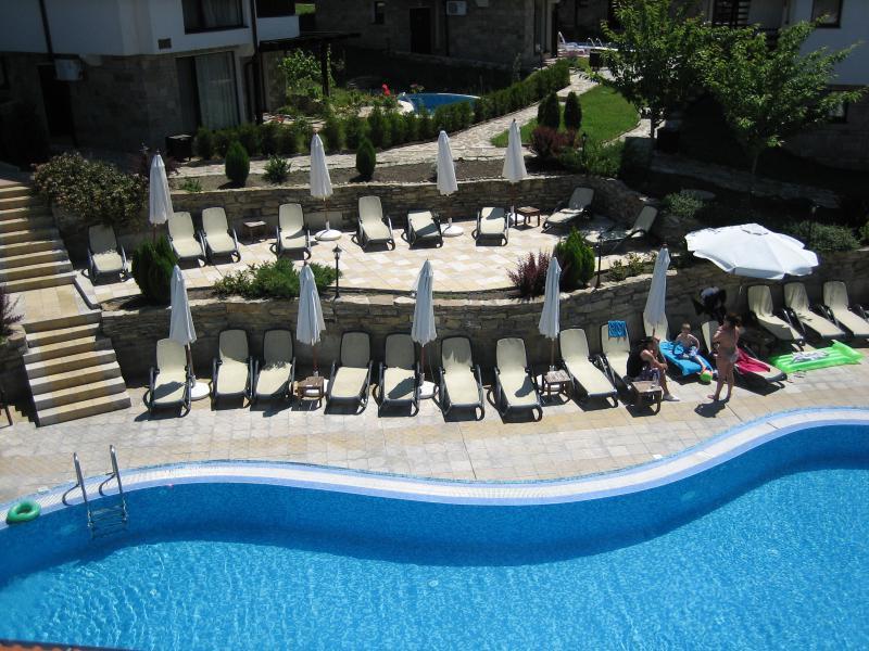 Bay View Villas -Villa Nina, holiday rental in Kosharitsa
