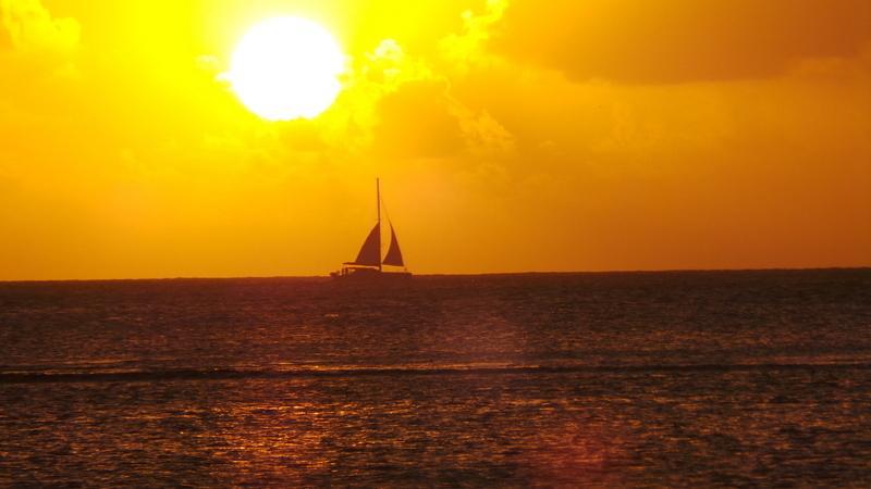 Sunset cruise on catamaran - Boats departure 1km from villa
