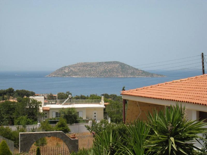 Villa Stella, holiday rental in Palaia Fokaia