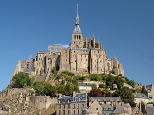 Le Mont St, Michel