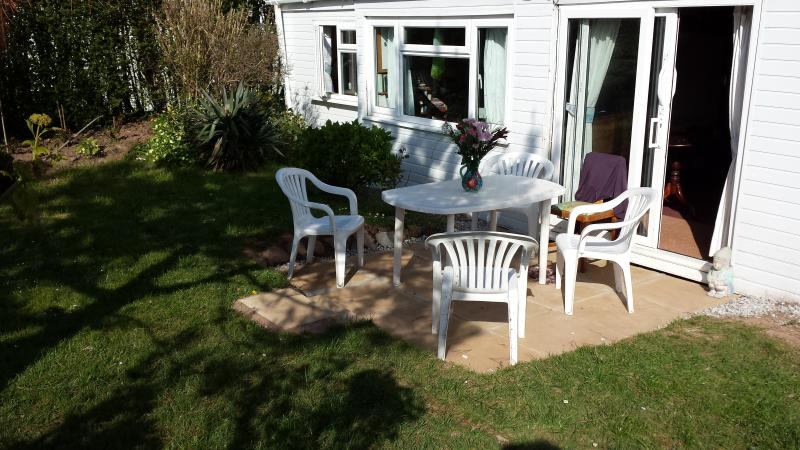 Seaside Chalet, Whitsand Bay. Freathy, Cornwall, vacation rental in Sheviock