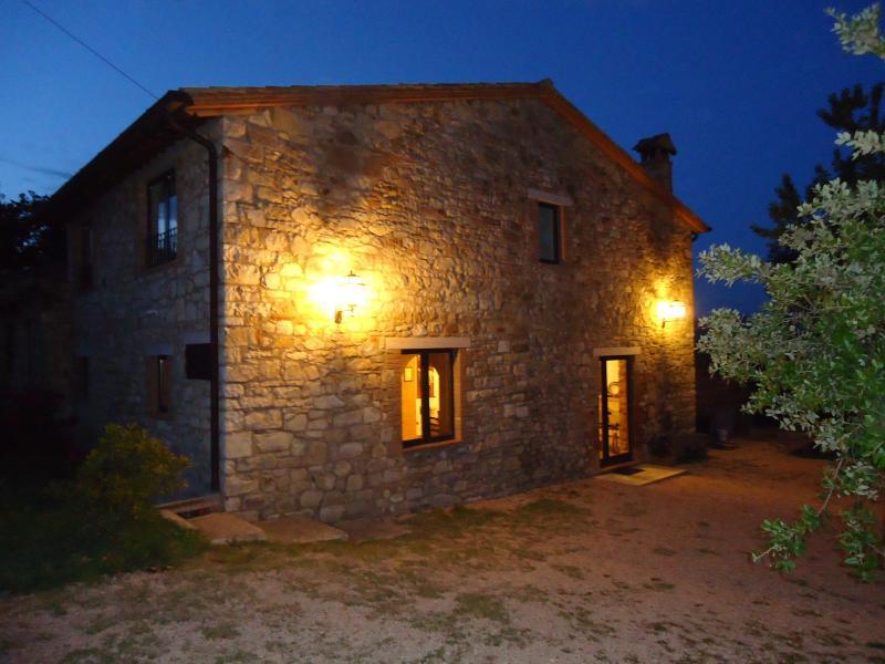 villa del colle Todi, holiday rental in Madonna del Piano