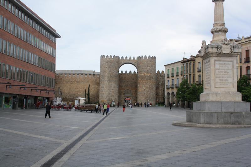 Plaza Santa Teresa.