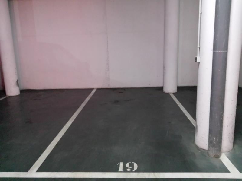 Plaza de Garage.