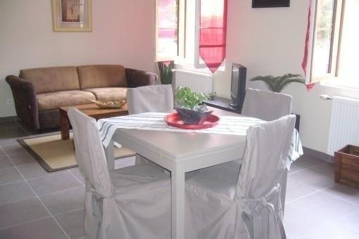 DISNEYLAND PARIS, QUIET APARTMENT 668 ft2 (62m2), vacation rental in Conde-Sainte-Libiaire