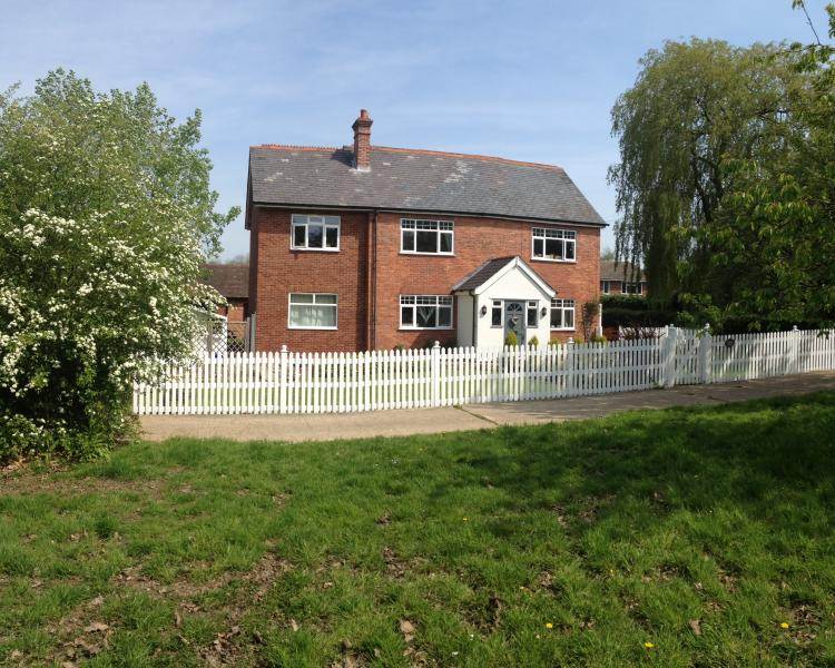Blacklands Farm house