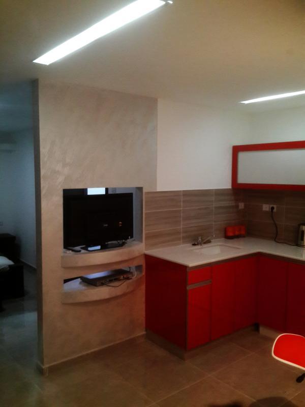City Apartments Studio Kitchen